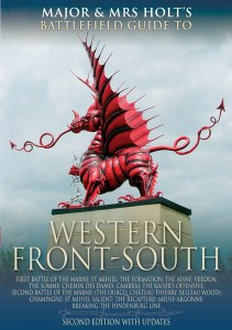 Major & Mrs Holt's Battlefield Guide To The Western Front - South