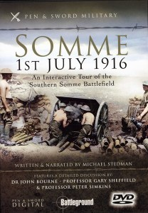 An Interactive Tour of the Southern Somme Battlefield DVD