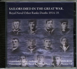 Sailors Died In The Great War