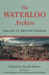 Waterloo Archive Volume VI
