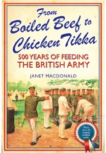 From Boiled Beef To Chicken Tikka: 500 Years Of Feeding The British Army