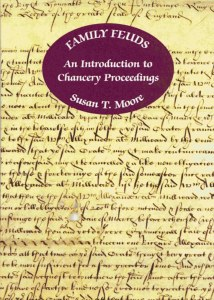 Family Feuds : An Introduction to Chancery Proceedings