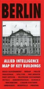 Berlin Allied Intelligence Map