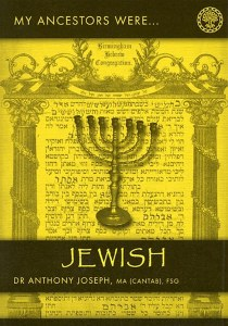 My Ancestors Were Jewish 4th Edition