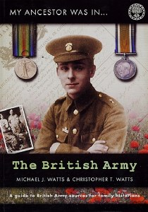 My Ancestor Was in the British Army
