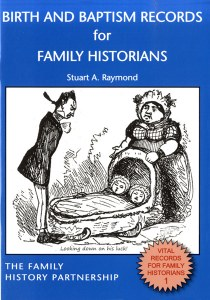 Birth And Baptism Records For Family Historians