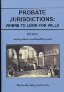 Probate Jurisdictions