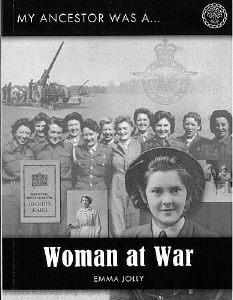 My Ancestor Was A Woman At War