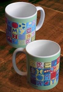 Greenham Common Mug