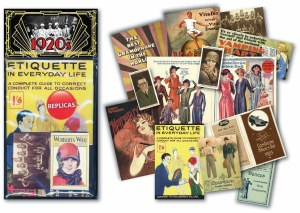1920s Replica Document Pack