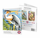 British Bird Posters Notecards