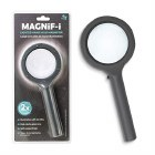Illuminated Hand Held Magnifying Glass