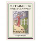 1st Weekly Suffragette Magnet