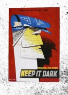 Keep It Dark Exercise Book