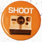 Shoot Button Badge