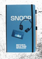 Snoop Notebook & Pencil