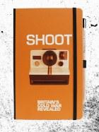 Shoot Notebook & Pencil