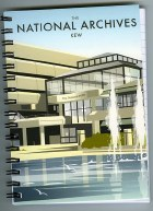 The National Archives A4 Notebook