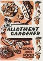 Allotment Gardener Fridge Magnet