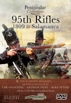 95th Rifles 1809 To Salamanca DVD
