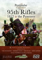 95th Rifles 1812 To The Pyranees DVD