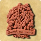 Sweet As Love Decorative Wall Tile