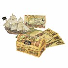 Build A Pirate Galleon Kit