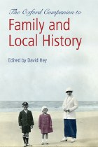The Oxford Companion To Family And Local History : 2nd Edition