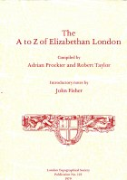 The A-Z of Elizabethan London