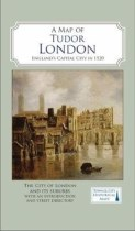 A Map of Tudor London