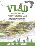 Vlad And The First World War Activity Book