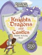 Knights, Dragons & Castles Sticker Book