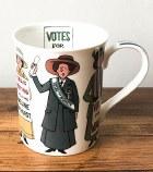 Votes For Women Suffragette Mug