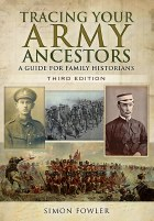 Tracing Your Army Ancestors 3rd Edition
