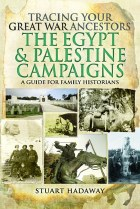 Tracing Your Great War Ancestors The Egypt And Palestine Campaign