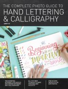 Guide To Hand Lettering & Calligraphy