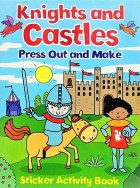 Knights and Castles Press Out And Make