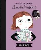 Emmeline Pankhurst Paper Doll Gift Box