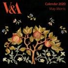 2020 May Morris Wall Calendar
