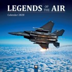 2020 Legends of the Air Wall Calendar