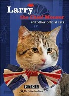 Larry, The Chief Mouser And Other Official Cats