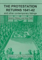 Protestation Returns 1641-42