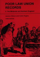 Poor Law Union Records Part 2 The Midlands and Northern England and Northern England