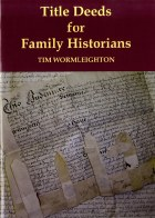 Title Deeds For Family Historians