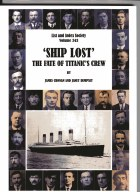 Ship Lost : The Fate of the Titanic Crew