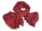 Red Poppy Scarf