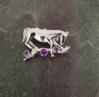 War Horse Brooch