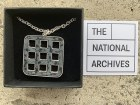 The National Archives Architectural Necklace: The Ceiling Squares