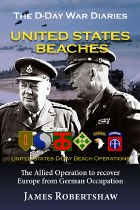D-Day War Diaries United States Beaches