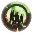 Soldiers of the Second World War Paperweight